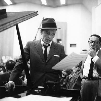 Frank Sinatra by Howard Morehead