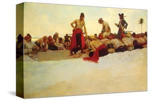 So The Treasure Was Divided by Howard Pyle