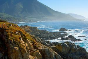 California Coast by Howard Ruby