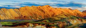 Icelandic Sunset by Howard Ruby