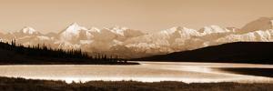 Mt McKinley, Denali by Howard Ruby