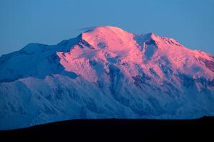 Mt. Mckinley by Howard Ruby