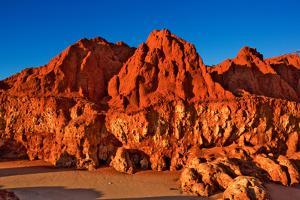 Red Mountain II by Howard Ruby