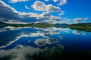 Reflections of Clouds by Howard Ruby