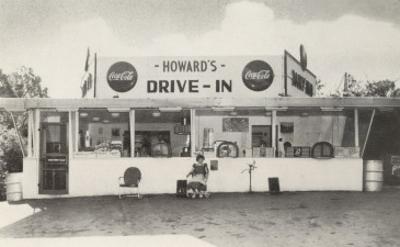 Howard's Drive-In, Roadside Retro