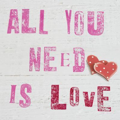 All You Need Is Love by Howard Shooter