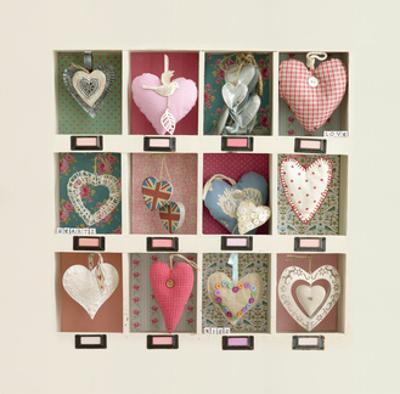 Hearts Collection by Howard Shooter