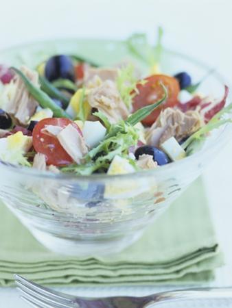 Salade Niçoise by Howard Shooter