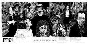 Castle Of Horror by Howard Teman