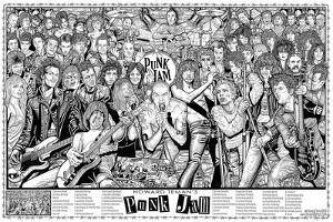 Punk Jam by Howard Teman