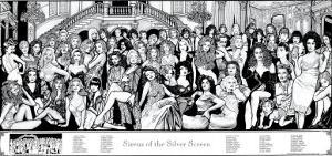 Sirens of the Silver Screen by Howard Teman