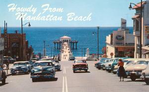 Howdy from Manhattan Beach, California