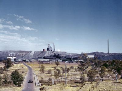 Mount Isa's Mine Produces 4,000 Tons of Lead Bullion Monthly