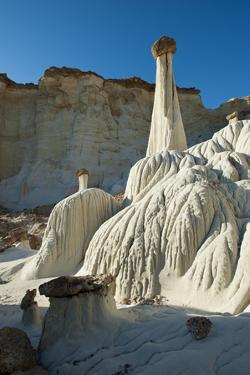 Wahweap Hoodoos, Wilderness Study Area, Utah and Page, Arizona by Howie Garber