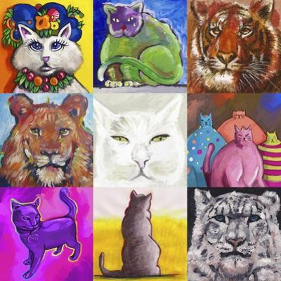 9-cats by Howie Green