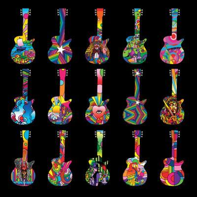 Howie Green- Pop Art Guitars by Howie Green