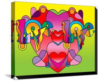 Love Color Heart by Howie Green