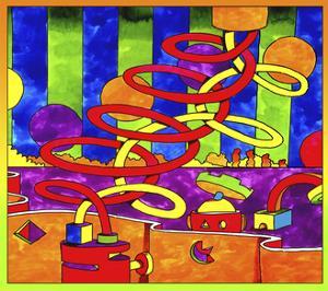 Mambo Double Twist by Howie Green