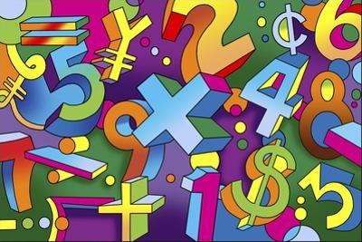 Math Mural by Howie Green