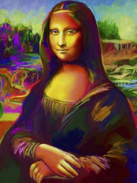 Mona Lisa by Howie Green