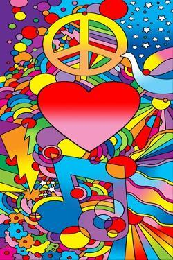 Peace Love Music by Howie Green