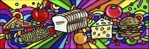 Pop Art Food by Howie Green