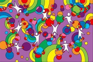 Pop Art Playground by Howie Green