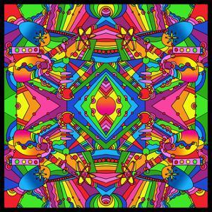 Pop Art Retro 216 by Howie Green