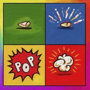 Popcorn Pop by Howie Green