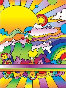 Sun 6 by Howie Green