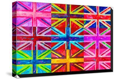 Union Jacks by Howie Green
