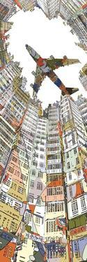 Kowloon Walled City by HR-FM