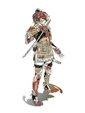 Kunoichi by HR-FM