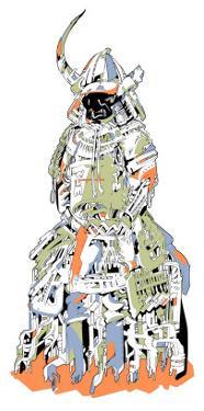Samurai Armor by HR-FM