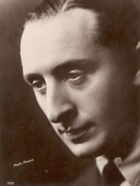 Vladimir Horowitz American Pianist Born in Russia by Hrand