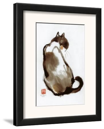 Cat's Back by Hu Chen
