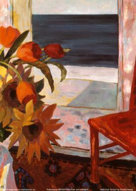 Red Chair Terrace by Huang Duoling