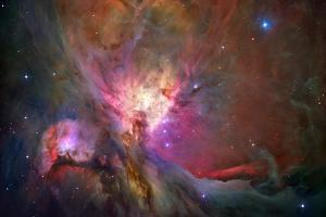 Hubble's Sharpest View of the Orion Nebula Space