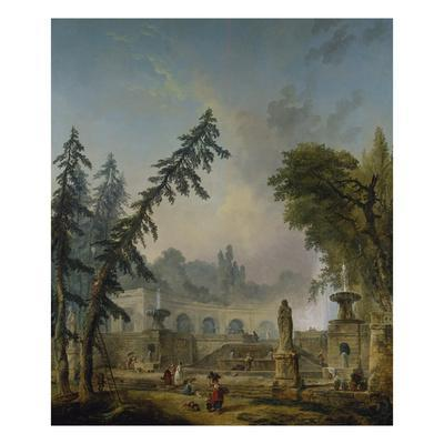Parklandschaft, 1773