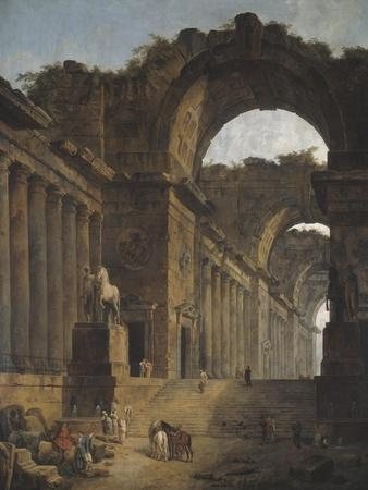The Fountains, 1787-88