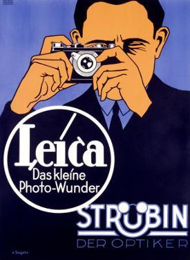 Leica Range Finder Camera by Hubert Saget