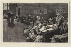 Old Age, a Study at the Westminster Union by Hubert von Herkomer
