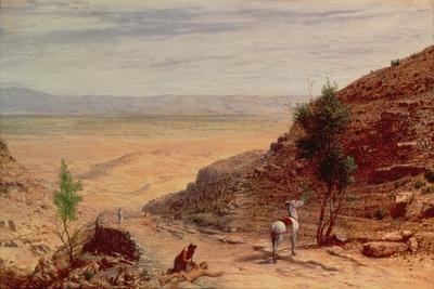 The Road Between Jerusalem and Jericho