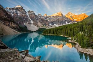 Moraine Lake by huci