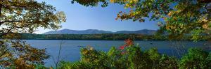 Hudson River in Autumn, Rhinebeck, New York