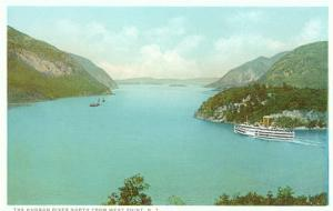 Hudson River, West Point, New York