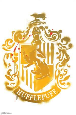 Hufflepuff Crest - Harry Potter and the Deathly Hallows