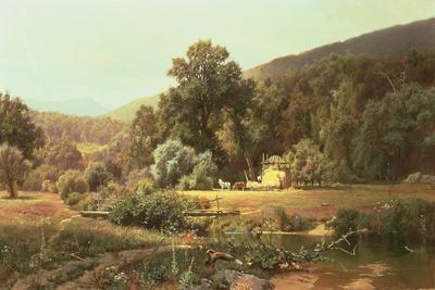 Summer in the Blue Ridge, 1874