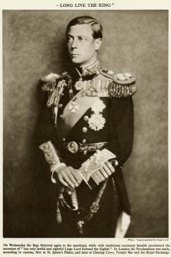 Edward VIII by Hugh Cecil
