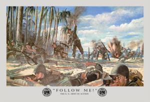 Follow Me! by Hugh Charles Mcbarron Jr.